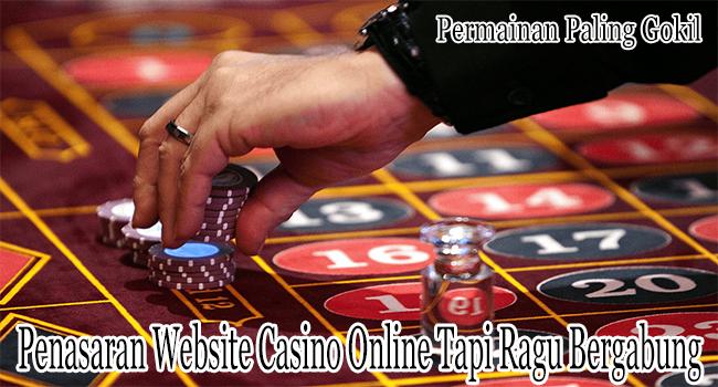 Penasaran Website Casino Online Tapi Tidak Mau Ikut Judi Online?